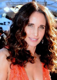 How to pronounce Andie MacDowell - Photo by Georges Biard