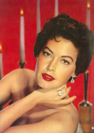 How to pronounce Ava Gardner