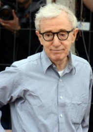 How to pronounce Woody Allen - Photo by Georges Biard