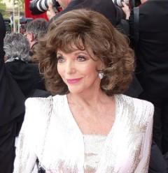 How to pronounce Joan Collins - Photo by Frantogian