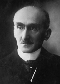 How to pronounce Henri Bergson - Photo by George Grantham Bain Collection