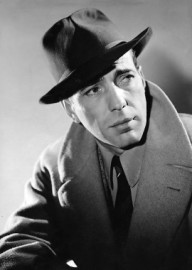 How to pronounce Humphrey Bogart - Published by The Minneapolis Tribune-photo from Warner Bros