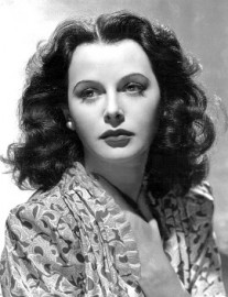 How to pronounce Hedy Lamarr