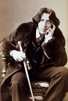 How to pronounce Oscar Wilde - Photo by Napoleon Sarony