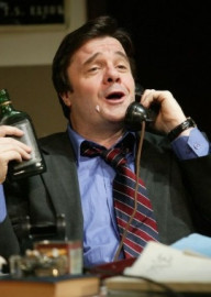 How to pronounce Nathan Lane - Photo by Huntington Theatre Company
