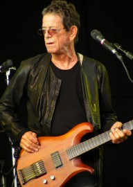 How to pronounce Lou Reed - Photo by Man Alive!
