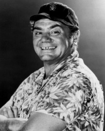 How to pronounce Ernest Borgnine - Photo by Milburn McCarty Public Relations