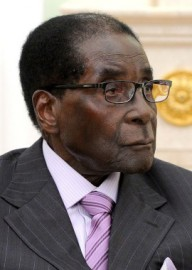 How to pronounce Robert Mugabe - Photo by Press Service of the President of Russia