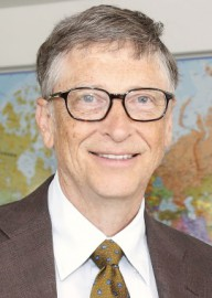 How to pronounce Bill Gates - Photo by DFID - UK Department for International Development