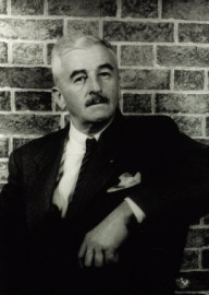 How to pronounce William Faulkner -  Photo by Carl Van Vechten