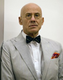 How to pronounce James Ellroy - Photo by Mark Coggins