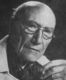 How to pronounce André Gide