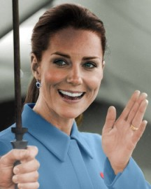 How to pronounce Kate Middleton - Photo by Ricky Wilson