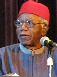 How to pronounce Chinua Achebe