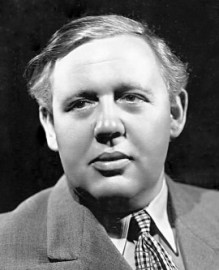 How to pronounce Charles Laughton - Photo by Clarence Bull