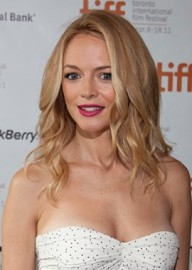 How to pronounce Heather Graham - Photo by Dimitri Sarantis