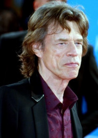 How to pronounce Mick Jagger - Photo by Georges Biard