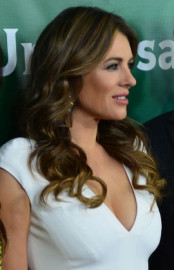 How to pronounce Elizabeth Hurley - Photo by Mingle Media TV
