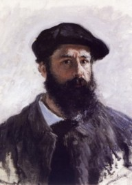 How to pronounce Claude Monet - Selfportrait