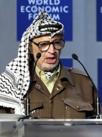 How to pronounce Yasser Arafat - Photo by Remy Steinegger