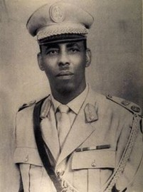 How to pronounce Mohamed Siad Barre