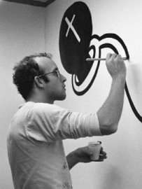 How to pronounce Keith Haring - Photo by Nationaal Archief