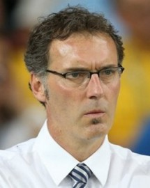How to pronounce Laurent Blanc