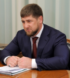 How to pronounce Ramzan Kadyrov - Photo by Government.ru