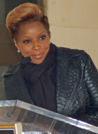 How to pronounce Mary J. Blige - Photo by Angela George