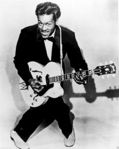 How to pronounce Chuck Berry - Photo by Universal Attractions