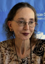 How to pronounce Joyce Carol Oates - Photo by Larry D. Moore