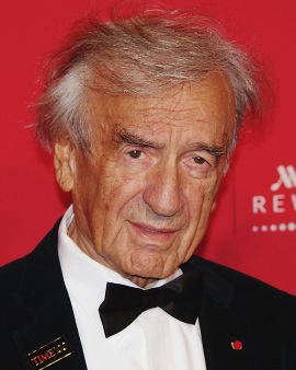 How to pronounce Elie Wiesel - PronounceItRight