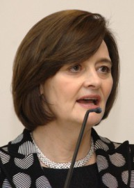 How to pronounce Cherie Blair - Photo by Niccolò Caranti
