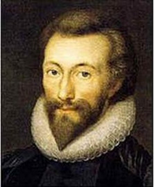 How to pronounce John Donne - Miniature by Isaac Olive