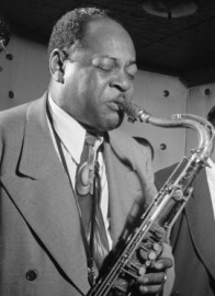 How to pronounce Coleman Hawkins - Photo by William P. Gottlieb