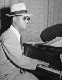 How to pronounce Earl Hines - Photo by William P. Gottlieb