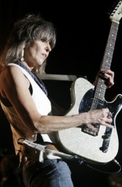 How to pronounce Chrissie Hynde - Photo by Harmony Gerber