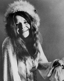How to pronounce Janis Joplin - Photo by Albert B. Grossman