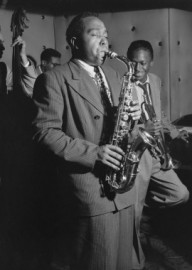How to pronounce Charlie Parker - Photo by William P. Gottlieb