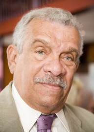 How to pronounce Derek Walcott - Photo by Bert Nienhuis